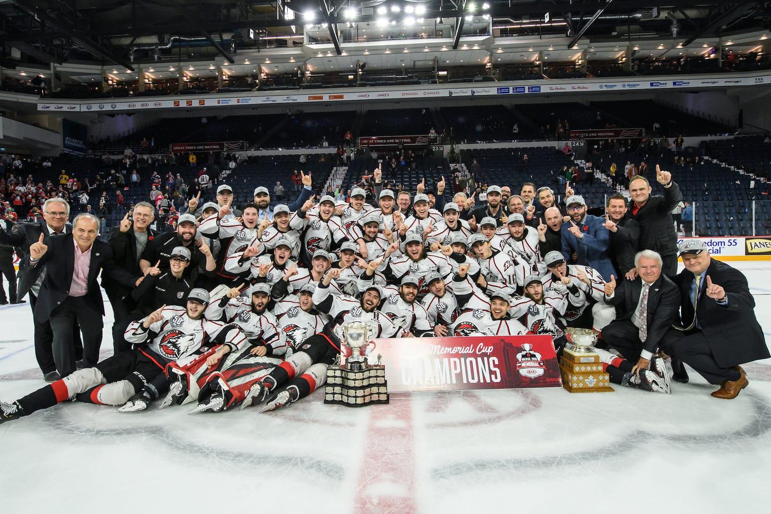 Rouyn-Noranda Huskies Memorial Cup