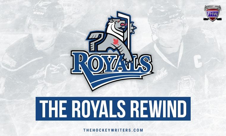 The Royals Rewind