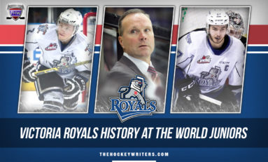 Victoria Royals' History at the World Juniors