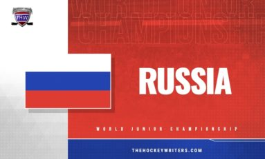 2020 WJC Team Russia Final Roster