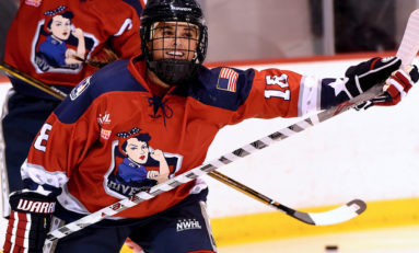 "NY Riveters' Rebecca Russo: ""Beloved By Fans"""
