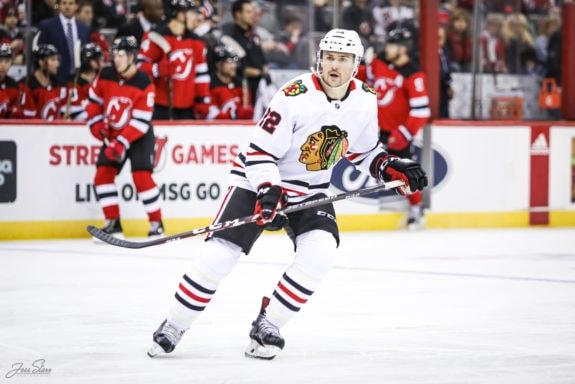 Ryan Carpenter Chicago Blackhawks