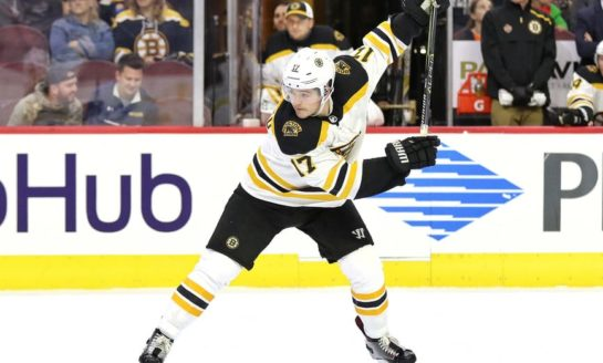 Bruins' Donato Rounding Into Form