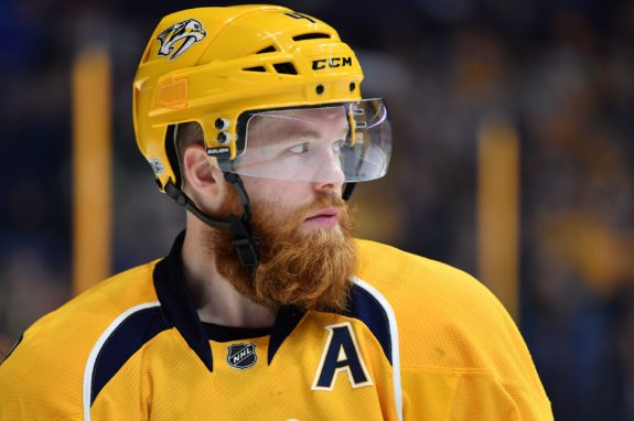 Ryan Ellis, Nashville Predators