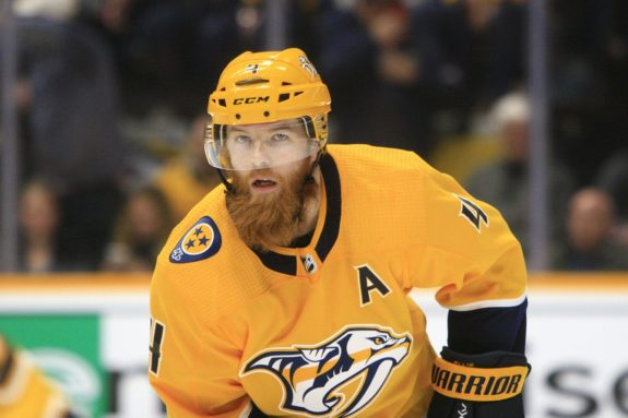 Ryan Ellis Nashville Predators