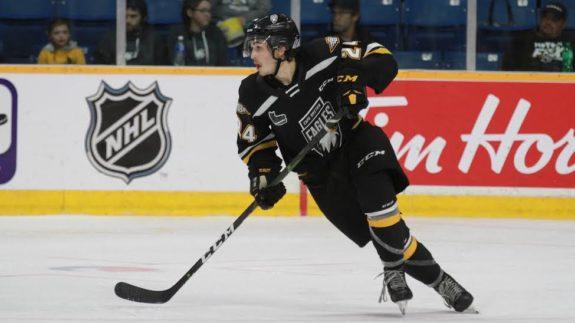 Ryan Francis Cape Breton Eagles