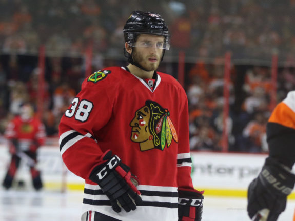 Ryan Hartman, Chicago Blackhawks