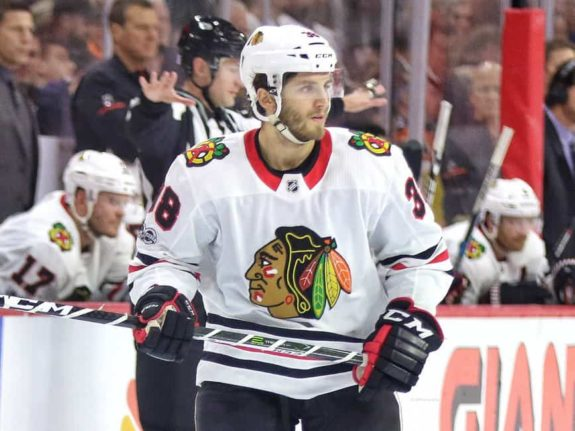 Ryan Hartman Blackhawks