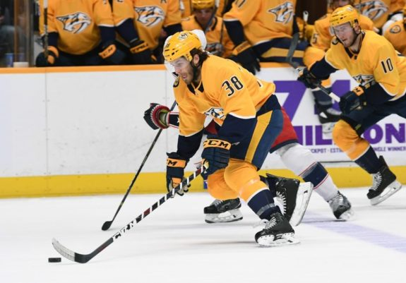 Ryan Hartman Predators