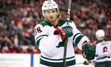Wild Need to See More of the Same From Ryan Hartman