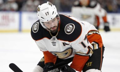 Ducks' Kesler Out for 2019-20 Season, Likely Beyond
