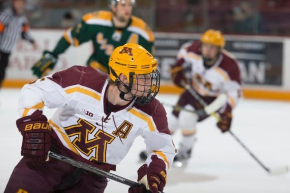 Ryan Lindgren University of Minnesota Golden Gophers
