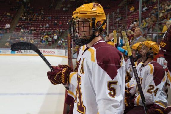 Ryan Lindgren University of Minnesota