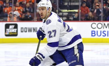 Q & A with Ryan McDonagh of the Lightning