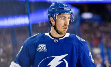 Countdown to Puck Drop - Day 27 - Lightning Will Need McDonagh in the Playoffs