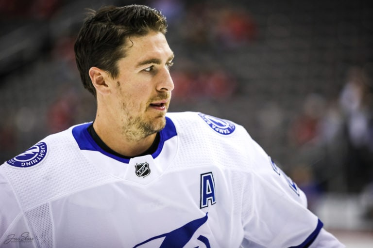 Ryan McDonagh Tampa Bay Lightning
