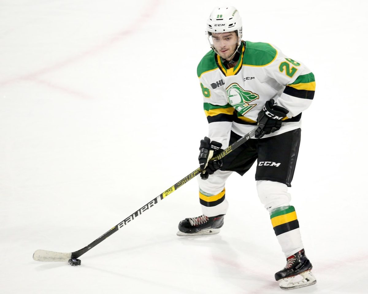 Ryan Merkley London Knights