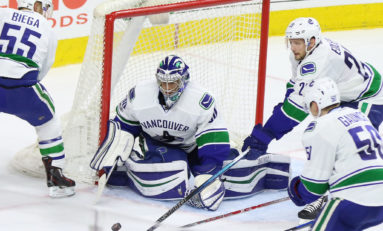 Top 3 All-Time Canucks Goalies