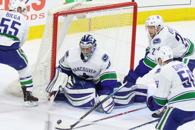 Ryan Miller, Vancouver Canucks, NHL