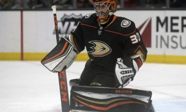 Miller's Injury May Put Ducks in Uncharted Territory