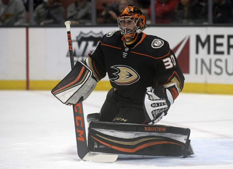 Ryan Miller's Injury May Put Anaheim Ducks in Uncharted Territory