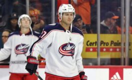 Blue Jackets Trade Murray to Devils for 2021 5th Round Pick
