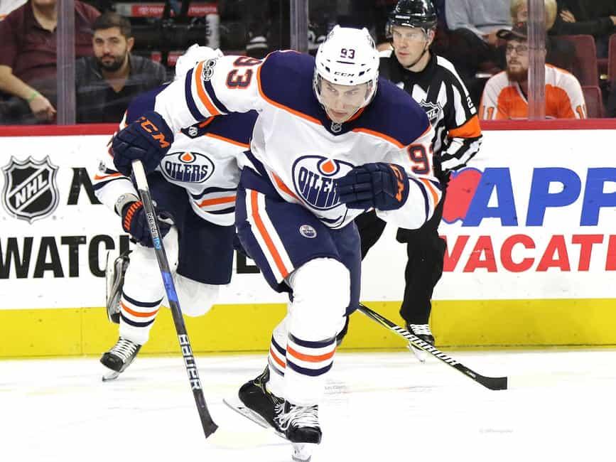Ryan Nugent-Hopkins Oilers