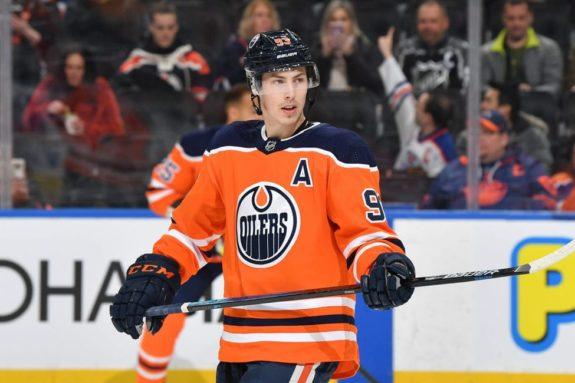 Ryan Nugent-Hopkins Edmonton Oilers