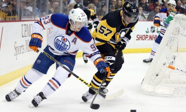 Nugent-Hopkins Not Realistic for Bruins