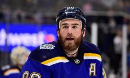 O'Reilly Scores Overtime Winner, Blues Beat Wild 4-3