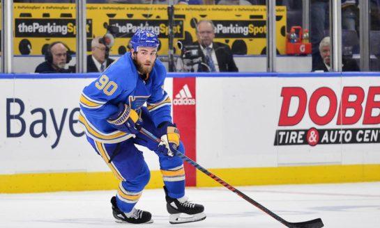 Ryan O'Reilly: Blues' Best Player?
