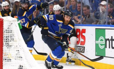 Blues Who Have Point-per-Game Potential
