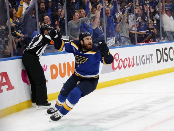 Ryan O'Reilly St. Louis Blues