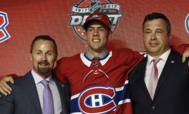Poehling & Evans: Canadiens' Centre Solution?