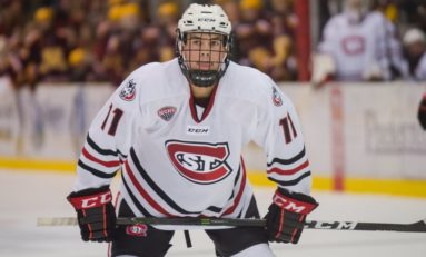 Ryan Poehling's Journey to the NHL Draft