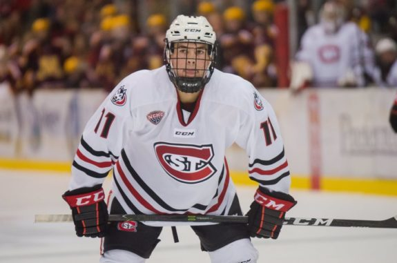 Montreal Canadiens prospect Ryan Poehling