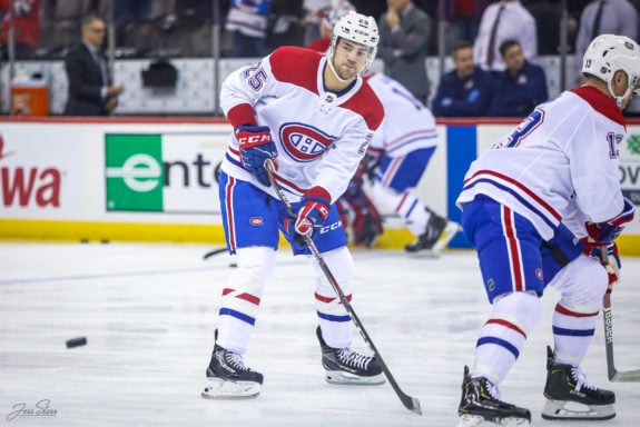 Ryan Poehling Montreal Canadiens