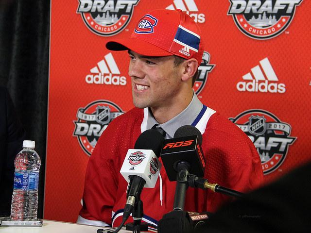 Ryan Poehling Canadiens