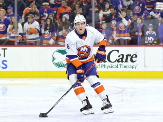 Ryan Pulock New York Islanders