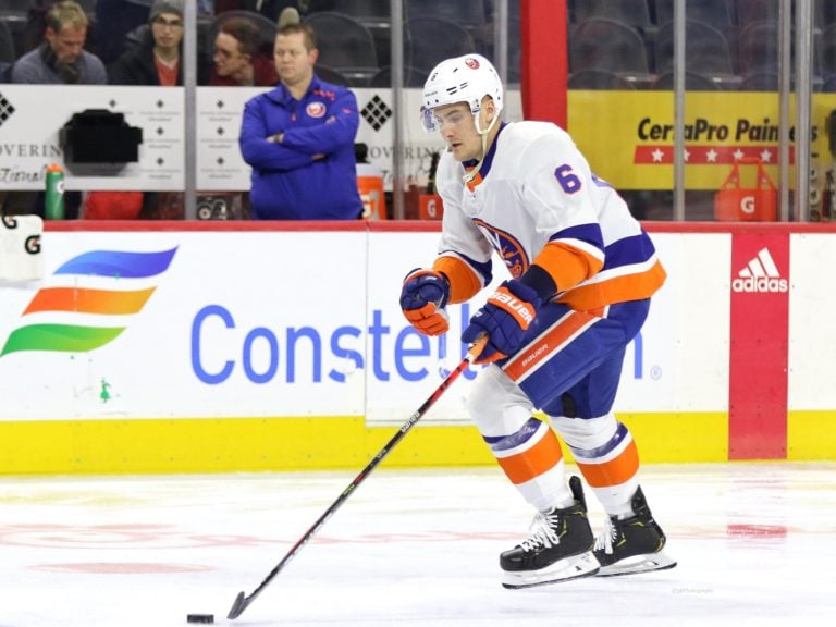 Ryan Pulock New York Islanders