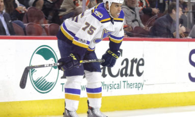 Blues Keep Reaping Rewards of Reaves Trade
