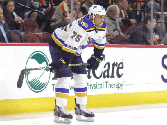Ryan Reaves hockey