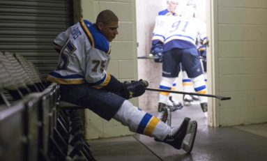 Blues Make Tough Decision, Protect Reaves