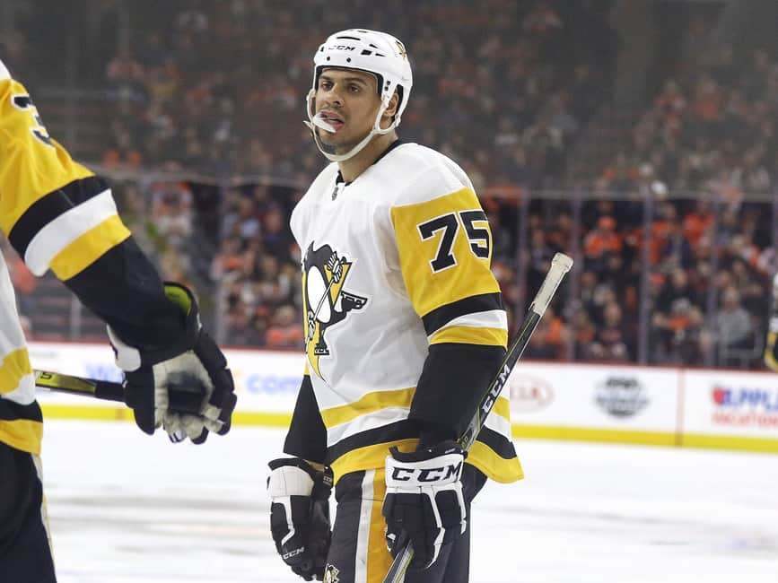 new style 3874b 99af4 Should the Vancouver Canucks Target Ryan Reaves This Offseason?