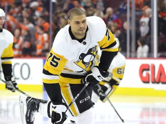 Ryan Reaves Penguins