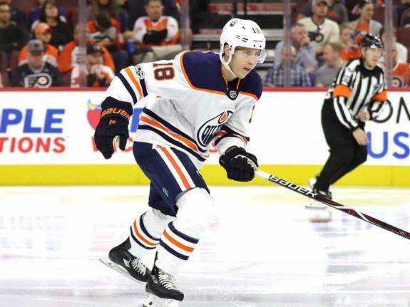 Ryan Strome Oilers