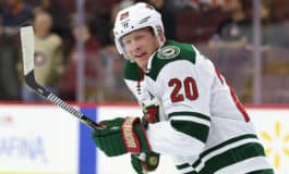 Criticism Persists for Wild's Ryan Suter