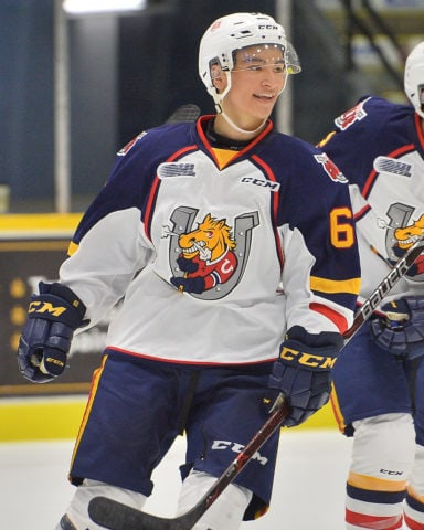 Ryan Suzuki Barrie Colts
