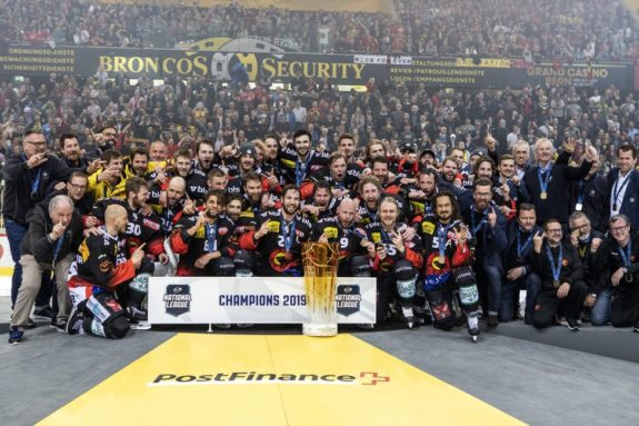 SC Bern, Swiss League, NLA