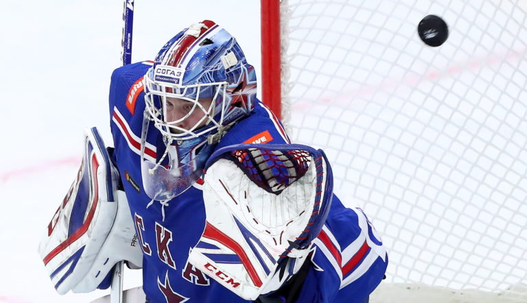 Alexei Melnichuk SKA St Petersburg
